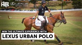 Win the ultimate VIP experience at the Lexus Urban Polo 2020
