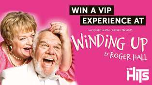 WIN! A VIP EXPERIENCE AT WINDING UP!