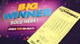 Lotto Powerball jackpots to a jaw-dropping $50 million which much be won this Saturday