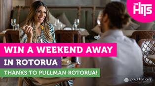 Win Stace, Mike or Anika's Dream Weekend Away in Rotorua thanks to Pullman Rotorua!