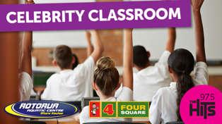 Rotorua: Celebrity Classroom