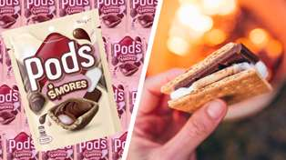 It turns out that S'mores flavoured Pods exist and we so want to try some