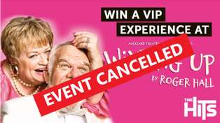 EVENT CANCELLED!!!!! WIN A VIP EXPERIENCE TO WINDING UP TAURANGA