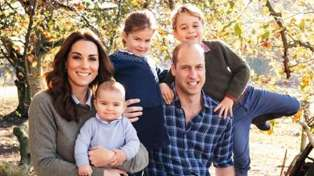 Kate Middleton shares adorable never-before-seen photo of her playing with George and Charlotte
