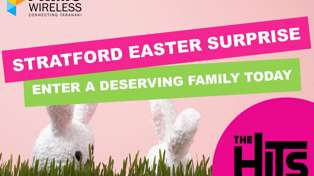 The Hits Stratford Easter Surprise with Primo Wireless
