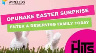 The Hits Opunake Easter Surprise with Primo Wireless