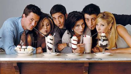 Courteney Cox reveals she's binge-watching 'Friends' during isolation: 'It's really good!'