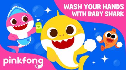 Viral song 'Baby Shark' has been remade with new lyrics to teach kids to wash their hands