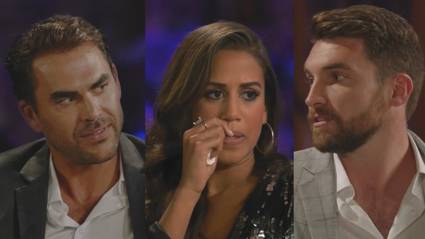 Scorned contestants Mike and Aaron slam Lesina as 'cruel' during 'The Bachelorette NZ' reunion