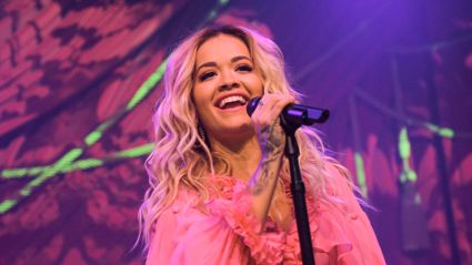 British pop star Rita Ora talks releasing new music amid Covid-19 lockdown