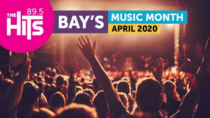 Bay's Music Month
