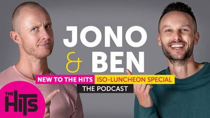 Jono & Ben - The Podcast - Trailer