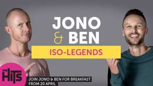 Jono & Ben's Iso-Legends