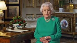 The Queen gives moving speech amid Covid-19 pandemic: 'Better days will return'