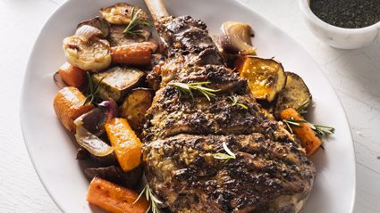 Try out this delicious Classic Roast Lamb recipe from New World