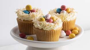 Try out this delicious Easter Cupcakes recipe from New World