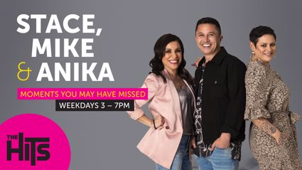 April 16 - PM Jacinda Ardern, Changing Your Appearance, Anika's Sons Want To Do What??