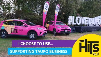 I Choose To Use Taupo