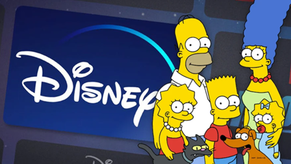 Simpsons fans can now watch a collection of every episode that predicted the future on Disney+