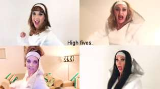 Christchurch mums' hilarious isolation ABBA parody goes viral around the world