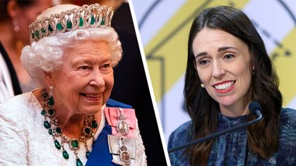 Jacinda Ardern opens up about The Queen's heartwarming call to check in on New Zealand
