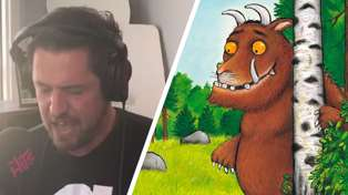 Hits presenter Adam expertly raps children's story 'The Gruffalo' to Eminem tune