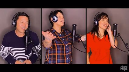 Watch Stace, Mike and Anika's heartwarming and special Mother's Day tribute song