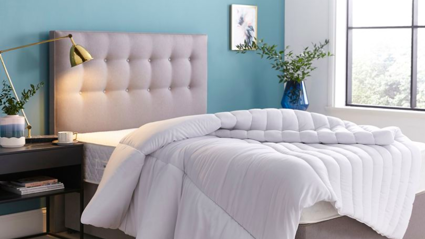 It turns out duvet that's both hot and cold exists and it's perfect for couples this winter