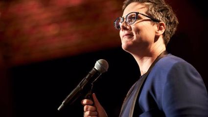 Australian 'Nanette' comedian Hannah Gadsby returning with new Netflix special