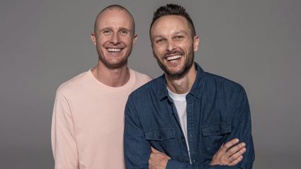 Jono and Ben are returning to TV with brand new reality series 'Dog Almighty'