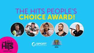 The Hits People's Choice - Hawke's Bay Sports Awards
