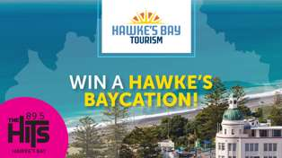 Win a Hawke's Baycation!