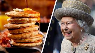 The Queen just shared her very own royal pancake recipe and it looks delicious