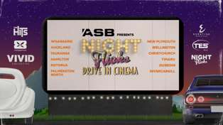 ASB Presents Night Flicks Drive In Cinema