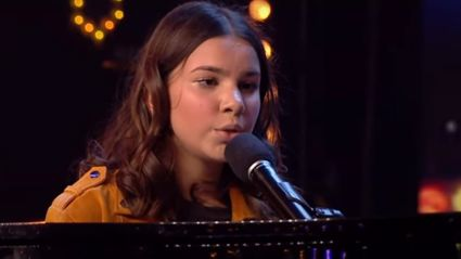 14-year-old blind singer leaves Britain's Got Talent judges in tears with spine-tingling performance