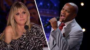 Wrongly-incarcerated singer leaves 'America's Got Talent' judges in tears with emotional performance
