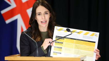 Groups of 100 people allowed from Friday under Alert Level 2 Jacinda Ardern announces