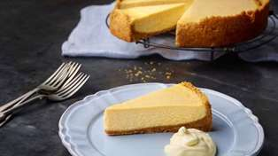 Arnott's just released their recipe for a Classic Nice Cheesecake and it looks delicious