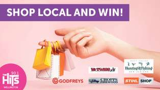 Shop Local and WIN in Welly!