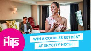 Win a Couples Retreat at SkyCity Hotels!