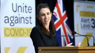Jacinda Ardern announces the 10 rules Kiwis should follow under Alert Level 1