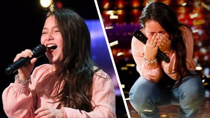 10-year-old 'America's Got Talent' singer blows judges away with stunning 'Shallow' cover