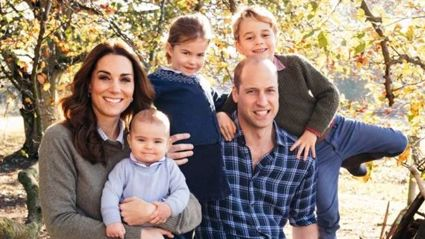 Duchess Kate shares sweet new family photo of Prince William with Prince George, Princess Charlotte