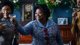 A scene from Self Made starring Octavia Spencer.Photo / Netflix