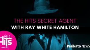 The Hits Secret Agent!