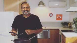 'Eat Well For Less' star Ganesh Raj tells Estelle about his recipe videos on the Humble Yum Yum