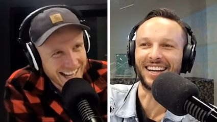 Jono quitting his job after 'winning' the lotto and Boss Todd's reaction is hilarious