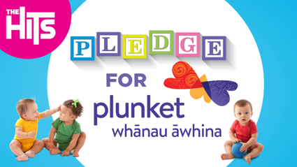 Pledge for Plunket - Help support Whānau that need Plunket the most