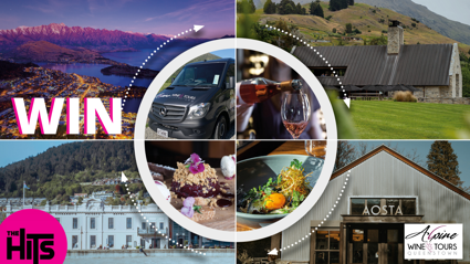 Win the Ultimate Queenstown Progressive Dinner Tour for two
