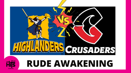 Crusaders Rude Awakening